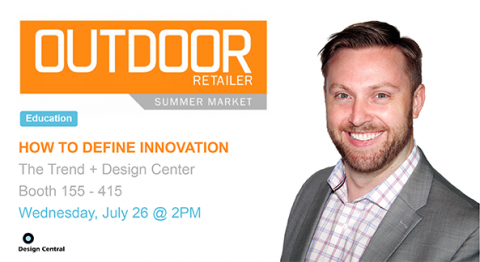 Chris Brown to be a panelist at Outdoor Retailer
